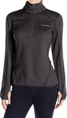 Columbia Women's Sapphire Trail Half Zip Fleece Top