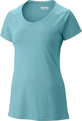 Columbia Women's Tuk Mountain SS Shirt