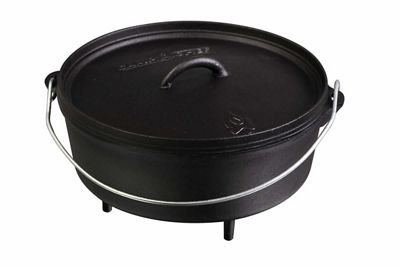 Camp Chef Cast Iron Classic 10IN Dutch Oven
