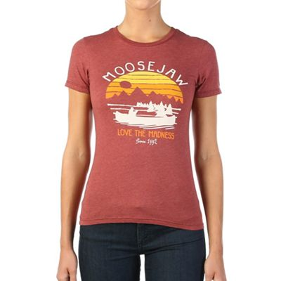 Moosejaw Women's The Distance Vintage Regs SS Tee