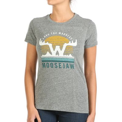Moosejaw Women's Invisible Touch Vintage Regs SS Tee