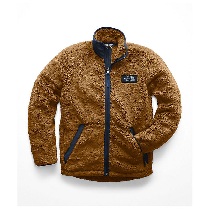 20f1d1661e43 The North Face Boys  Campshire Full Zip - Moosejaw