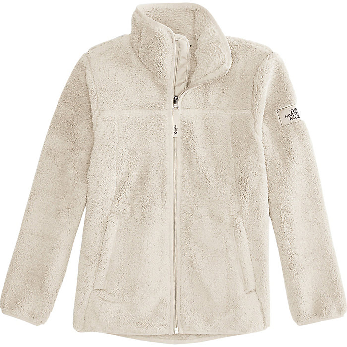580f0ad61759 The North Face Girls  Campshire Full Zip - Moosejaw