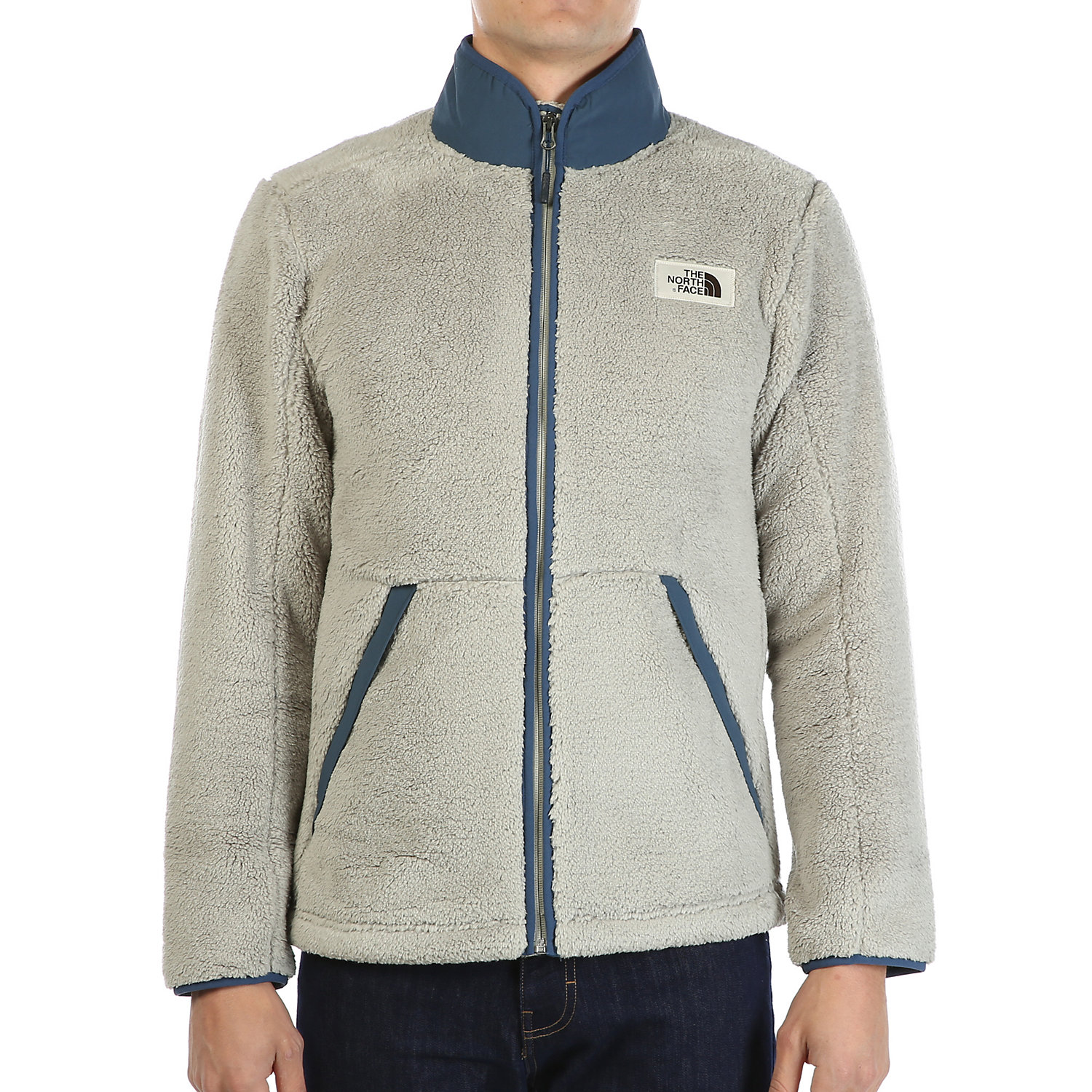 f9612d8ae79 The North Face Men s Campshire Full Zip Jacket - Moosejaw