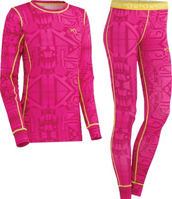 Kari Traa Women's Sjolvsagt Base Layer Set