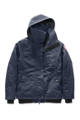 canada goose Raincoats Polar Sea Black
