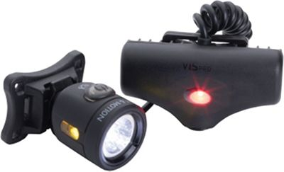Light and Motion Vis Pro 600 Lumes Helmet Light