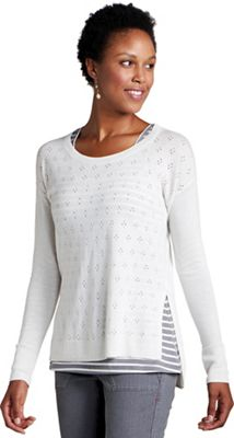 Toad & Co Women's Cambria Pointelle Crew