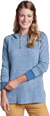 Toad & Co Women's Couvert Hemp Hoodie