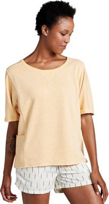 Toad & Co Women's Couvert Hemp SS Pullover