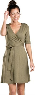 Toad & Co Women's Cue Wrap CafT Dress