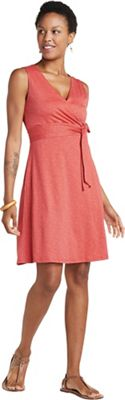 Toad & Co Women's Cue Wrap SL Dress