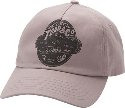 Toad & Co Debug Range Cap