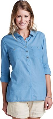 Toad & Co Women's Indigo Ridge LS Shirt