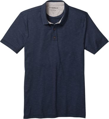 Toad & Co Men's Tempo SS Polo