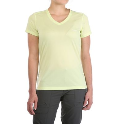 Columbia Women's Tech Trek SS Tee