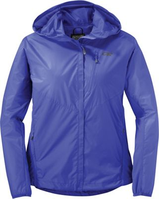 Outdoor Research Women's Helium Hybrid Hooded Jacket