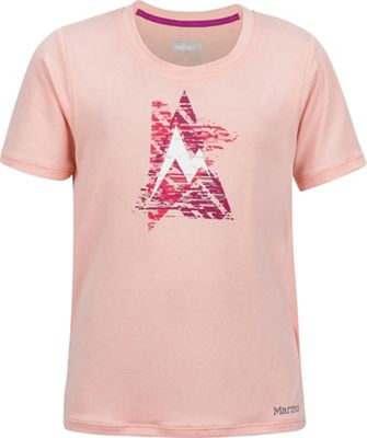Marmot Girls' Post Time SS Tee