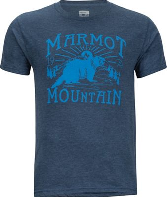 Marmot Men's Sunrise Marmot SS Tee