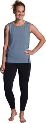 Oiselle Women's Striped Boatneck Tank