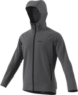 Adidas Men's Stretch Softshell Jacket