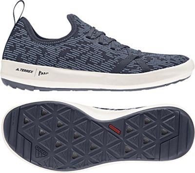 aa5c3c4b16d166 Adidas Men s Terrex CC Boat Parley Shoe. BLUE  BLACK
