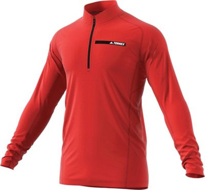 Adidas Men's Terrex Tracerocker 1/2 Zip Top