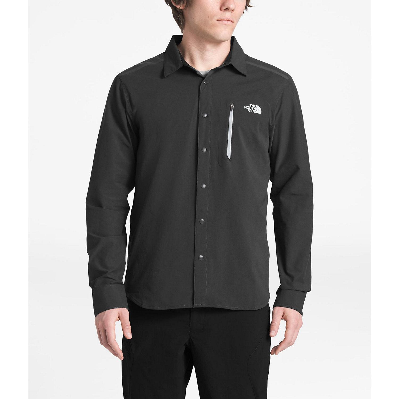 55abbe1ee The North Face Men's Alpenbro Woven LS Shirt