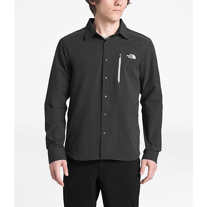 dd6c8b6e8 The North Face Men's Alpenbro Woven LS Shirt - Mountain Steals