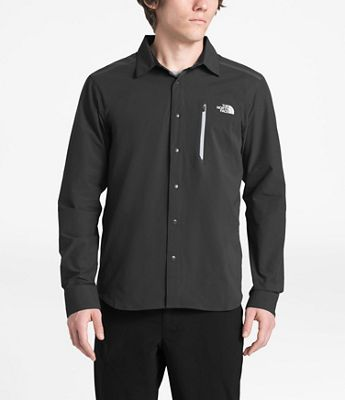 The North Face Men's Alpenbro Woven LS Shirt