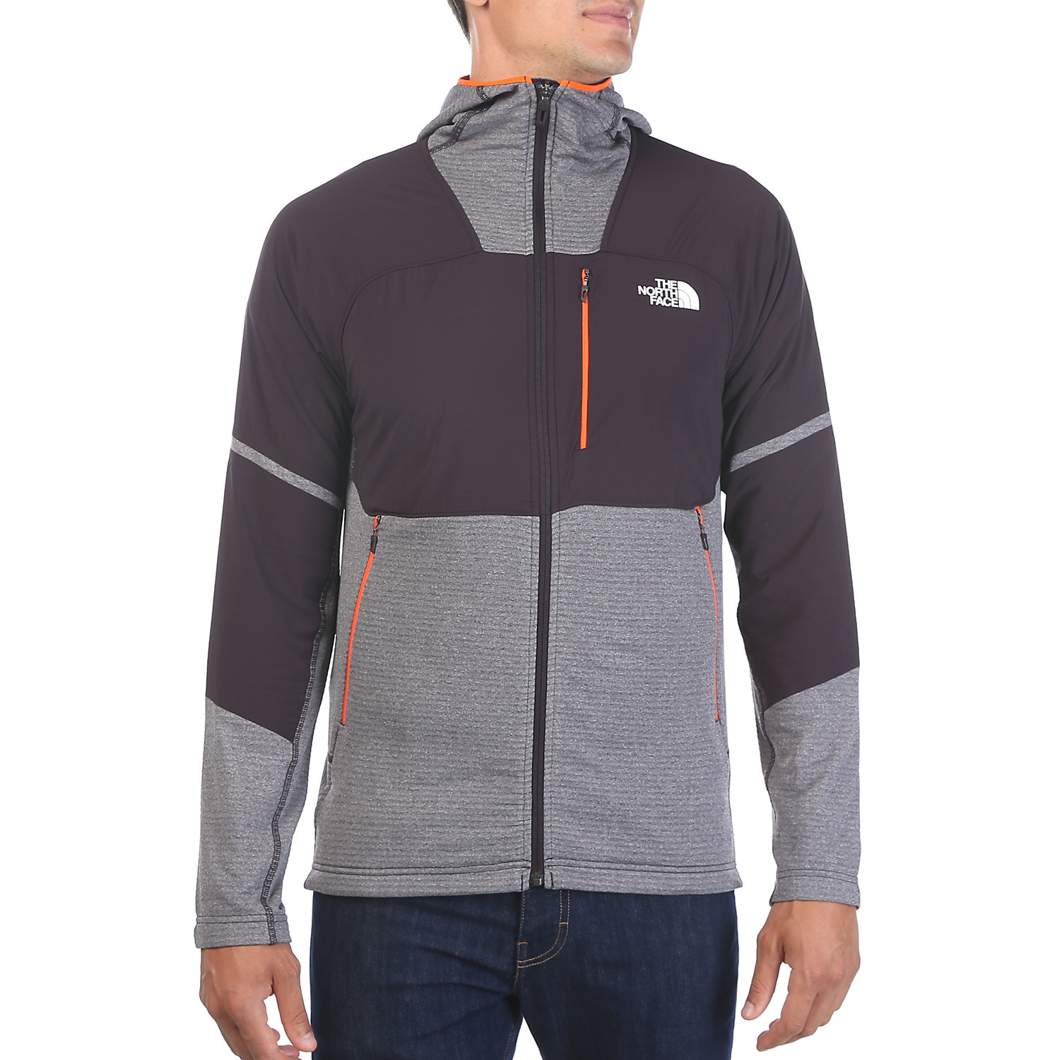 b99c0d141 The North Face Men's Progressor Power Grid Fleece Hoodie