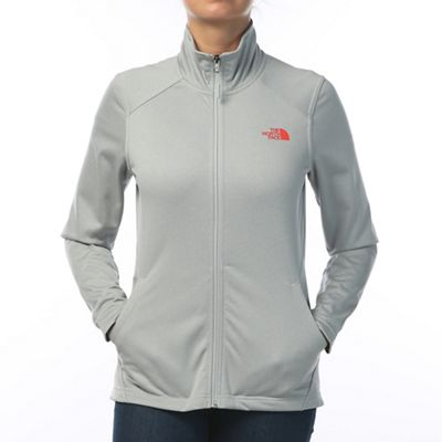 The North Face Women's Tech Mezzaluna Full Zip Top