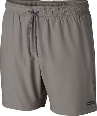 Columbia Men's Blue Magic Water 6IN Short