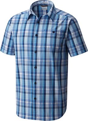 Columbia Men's Boulder Ridge SS Shirt