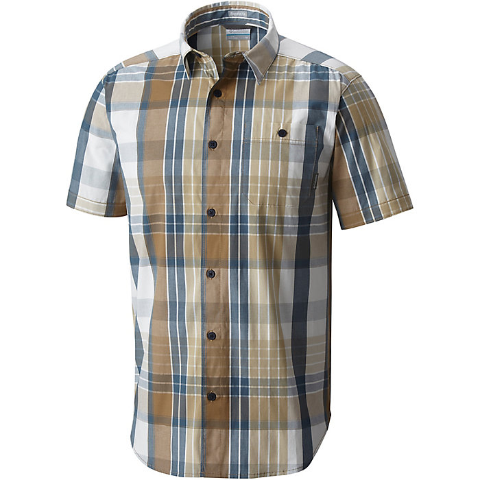 2975d5d125b Columbia Men's Boulder Ridge SS Shirt - Moosejaw