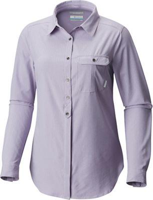 Columbia Women's Bryce Canyon Stretch LS Shirt