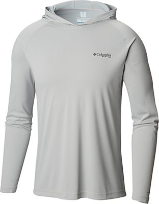 Men's Columbia Pfg Shirt Medium Omni-freeze Orange 50% OFF Clothing, Shoes & Accessories Activewear