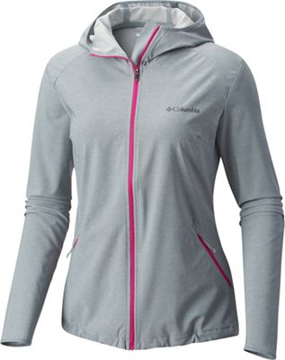 Columbia Women's Heather Canyon Softshell Jacket