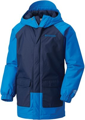 Columbia Youth Boys' Keep On Trekkin Jacket