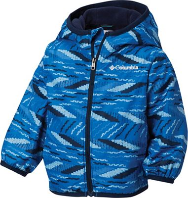Columbia Toddlers' Mini Pixel Grabber II Wind Jacket
