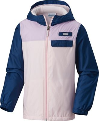 Columbia Youth Mountain Side Lined Windbreaker Jacket