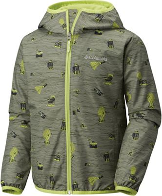 Columbia Youth Pixel Grabber II Wind Jacket