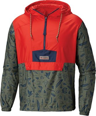 Columbia Men's PNW Flashback Windbreaker Jacket