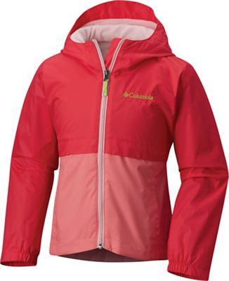 Columbia Toddler Girls' Rain-Zilla Jacket