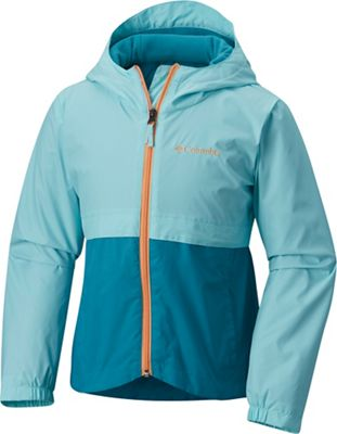 Columbia Youth Girls' Rain-Zilla Jacket