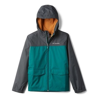 Columbia Youth Rain-Zilla Jacket