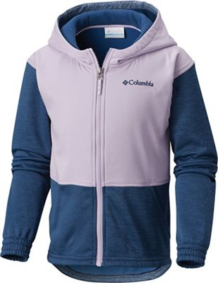 Columbia Youth Girls' S'More Adventure Hybrid Hoodie