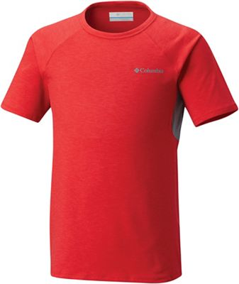 Columbia Youth Boys' Silver Ridge SS Tee