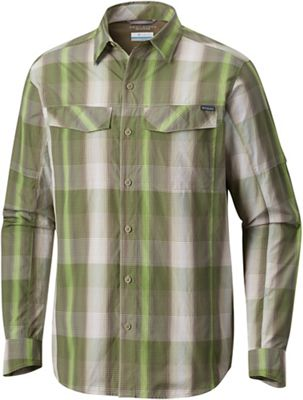 Columbia Men's Silver Ridge Plaid LS Shirt