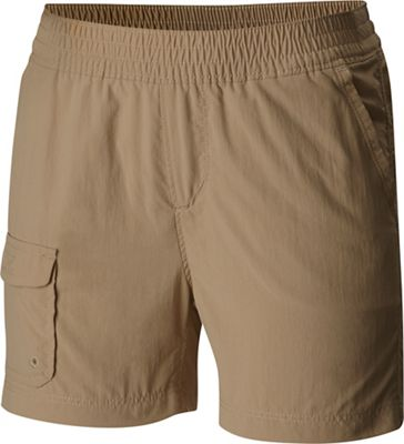 Columbia Youth Girls' Silver Ridge Pull-On Short